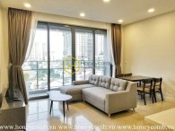 HIgh class apartment with Western style in Nassim