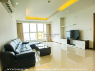 Make your life a hassle-free one with this functional apartment in Thao Dien Pearl