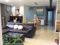 Một căn hộ thiết kế cổ điển và ấm áp ở Vista Verde cho thuê