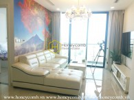 Brand new and royal design apartment in Vinhomes Golden River