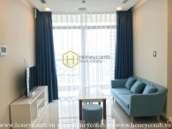 Well-organised & Fully-furnished apartment for rent in Vinhomes Central Park
