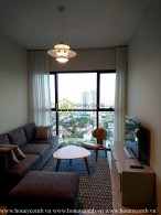 Beautiful design 2 bedrooms apartment with high floor in The Ascent