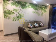 Spacious and shiny apartment for rent in Masteri Thao Dien for rent