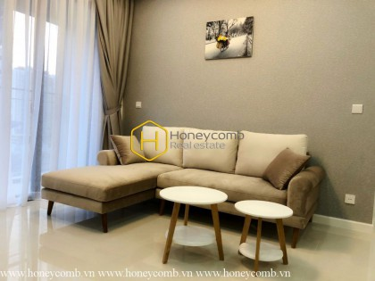 Substantial and adorable 2 bedrooms apartment in The Estella Heights