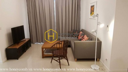 The Estella Heights 2 beds apartment pool view for rent