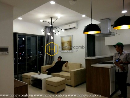 Apartment for rent with 2 bedroom in Masteri Thao Dien, full furniture