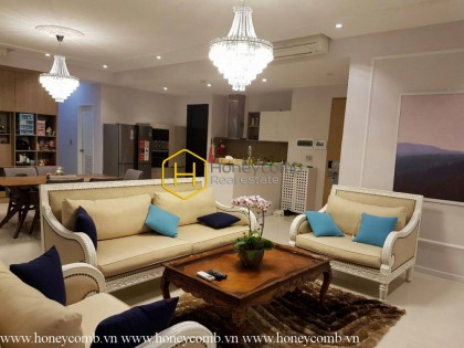 Two beds apartment luxury design in The Ascent for rent
