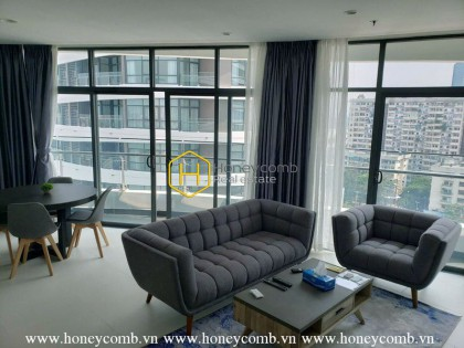 Sophisticated Style 2 bedroom apartment in City Garden