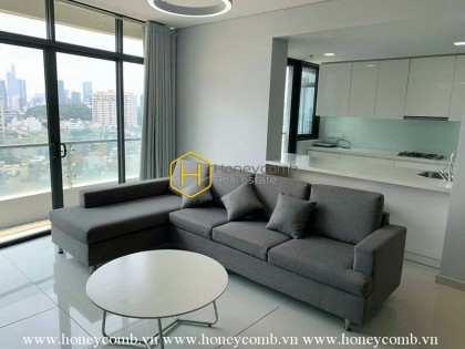 Cozy and cheerful 2 bedroom apartment in City Garden
