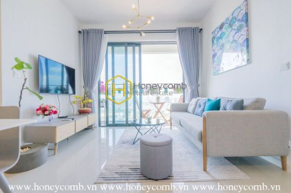 Two bedrooms apartment luxury furnished in The Estella Heights for rent