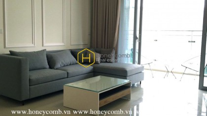 Bright and splendid 3 bedrooms apartment The Estella Heights