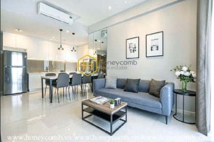 Sophistication in WHITE! The beautiful apartment in Masteri An Phu that everyone loves
