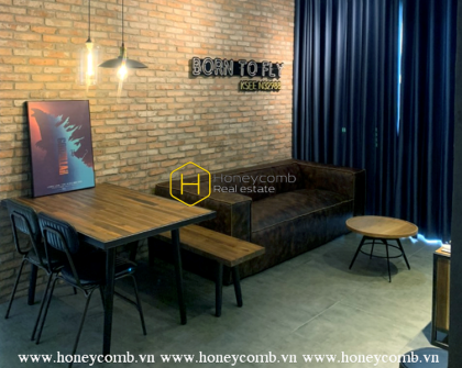 Charming retro chic style apartment in Masteri An Phu