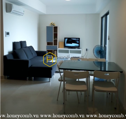 2 beds apartment in Masteri Thao Dien District 2 for rent