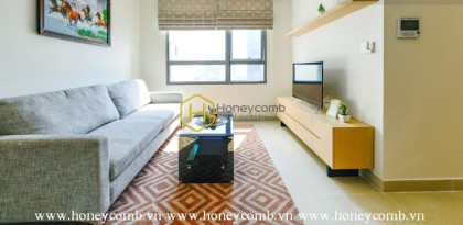 2 bedrooms apartment with park view in Masteri Thao Dien