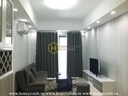 Luxury design 2 beds apartment with city view in Masteri Thao Dien
