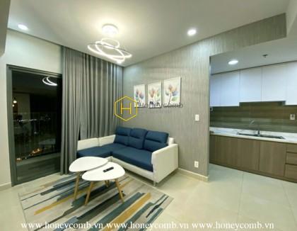 Beautiful stylish 2 bedroom apartment in Masteri Thao Dien
