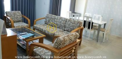 Charming sunshiny apartment awaits you at Masteri Thao Dien
