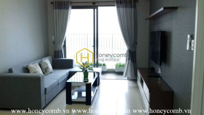 Classic style apartment for rent in Masteri Thao Dien