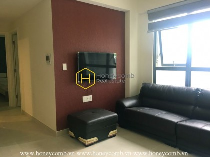 Two bedrooms apartment Thao Dien view in Masteri for rent