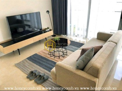 Live the way you like at this perfectly functional apartment in The Nassim
