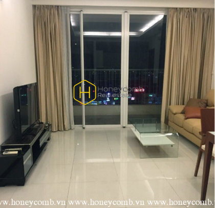A classic style apartment in Thao Dien Pearl