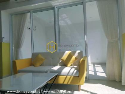 Colorful and sun-filled DUPLEX apartment in Vista Verde
