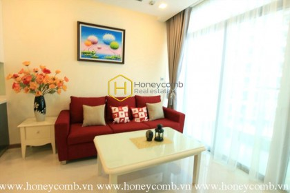 The gorgeous apartment of your dream is now available in Vinhomes Central Park