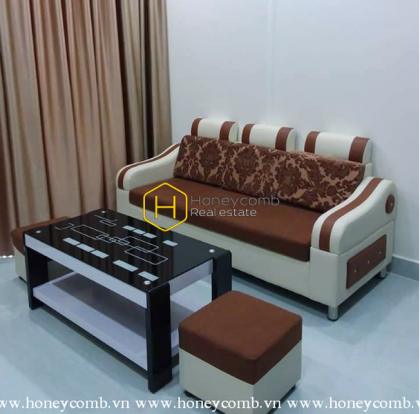 2 beds apartment simple furniture in Wilton Tower for rent