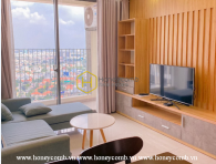 Captivating and bright apartment for rent in Masteri An Phu
