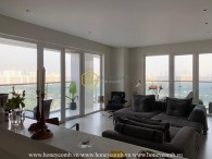 Express your individuality with this gorgeous 3 bed-apartment at Diamond Island