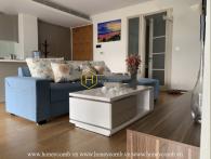Stunning apartment with elegant interior in Diamond Island