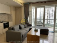 Be attracted by the gorgeous beauty of Diamond Island apartment