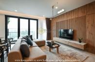 This Feliz En Vista apartment is a clear testament to an era of artistic sophistication