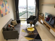 The 2 bed-apartment with interfusion of romantic and charm at Masteri An Phu