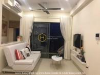 Căn hộ 1 phòng ngủ với trang trí hiện đại tại Masteri Thảo Điền cho thuê