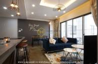 Căn hộ 2 phòng ngủ tuyệt vời tại Masteri Thảo Điền cho thuê