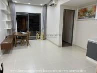 Nice design 1 bedroom apartment in Masteri Thao Dien