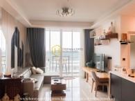 Một căn hộ độc đáo và đẹp tại Sala Sarina đem đến xúc cảm ấm áp, nhiệt thành