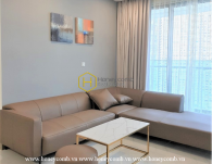 A Sunwah Pearl apartment opens a warm and cozy world