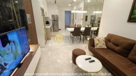 A unique apartment in Vinhomes Golden River that makes you fascinated