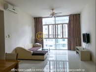 Enjoy the peaceful atmosphere with the apartment in The Vista