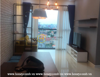 Convenient with 2 bedrooms apartment in the Ascent Thao Dien for rent
