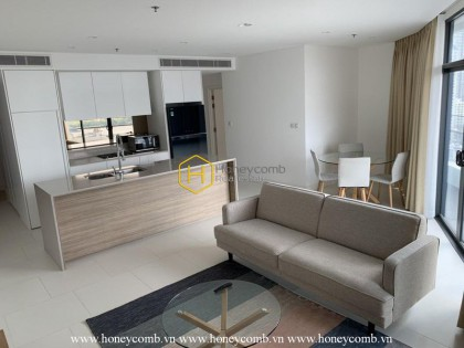 City Garden 2 bedroom apartment with morden style