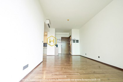 Quick! The spacious unfurnished apartment in D ' Edge  is now for rent