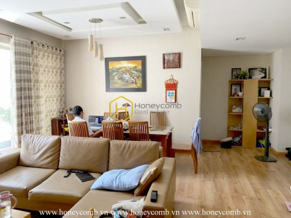 This Estella apartment offers your family great experiences