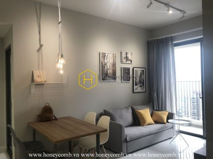 A top apartment of Masteri An Phu attracts all eyes