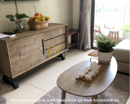Top floor 3 beds apartment with city view in Masteri Thao Dien