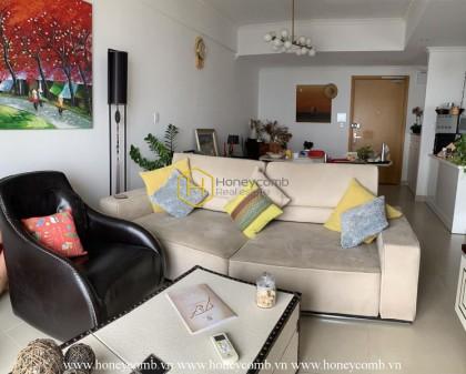 Masteri Thao Dien apartment – Youthful design, Modern & Cozy