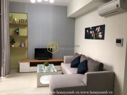 2 bedroom apartment for rent in Masteri Thao Dien, river view